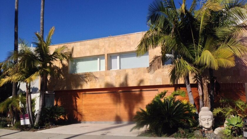 The Coronado Cays home of the former home of Elba Esther Gordillo, the once-powerful head of Mexico's teachers union, is for rent.