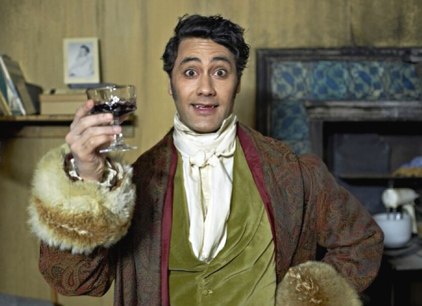 """Taika Waititi in the movie """"What We Do in the Shadows."""""""