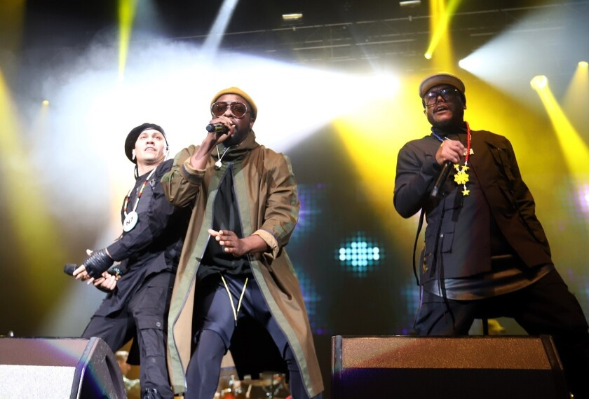 """The Black Eyed Peas estrenó """"Big Love"""", clip en el cual protesta contra la separación de familias en la frontera con México y la violencia armada en las escuelas."""