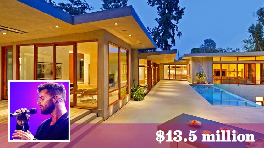 Hot Property   Ricky Martin