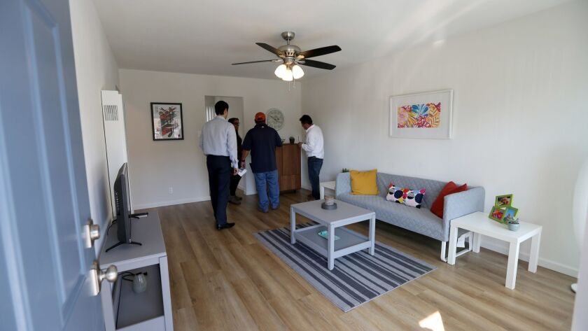 The city of Burbank, Burbank Housing Corp. and Family Promise of the Verdugos rehabilitated a three-