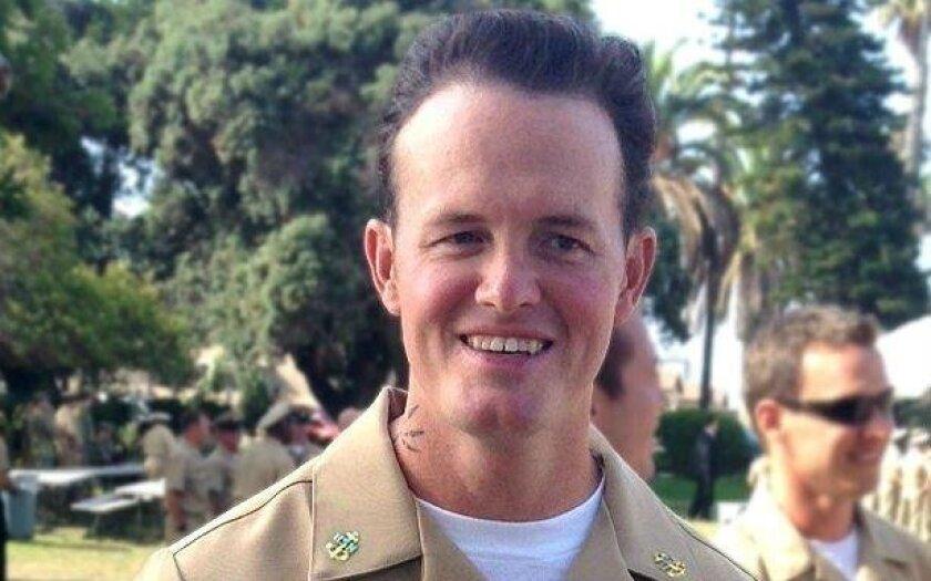 Chief Petty Officer Bradley Cavner