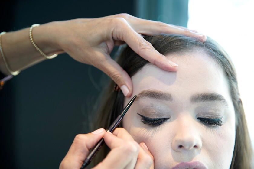 Brush out your brows