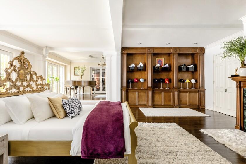 Esta es la habitación donde los afortunados podrán pasar la noche.