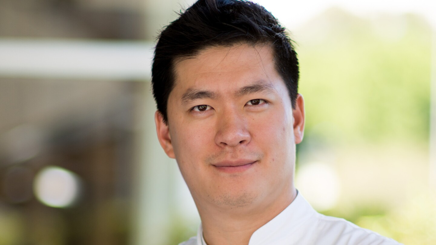 Chef Paul Lee has taken over as executive chef at Patina restaurant in Los Angeles.