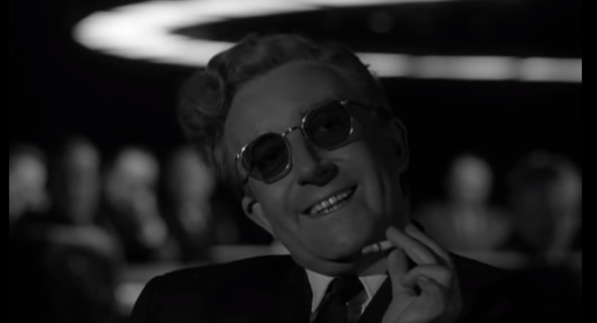 Dr. Strangelove would still say the Halbig argument is insane.