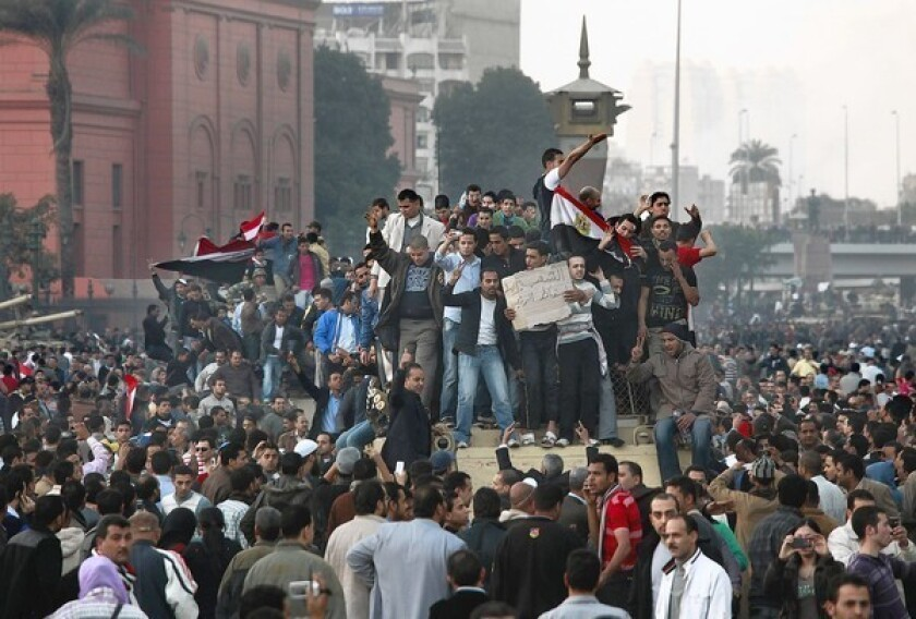 Violent soccer youths cast chill over Egypt