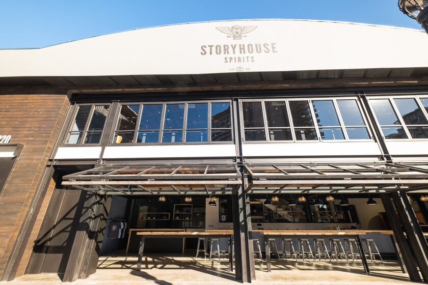 Storyhouse Spirits, East Village