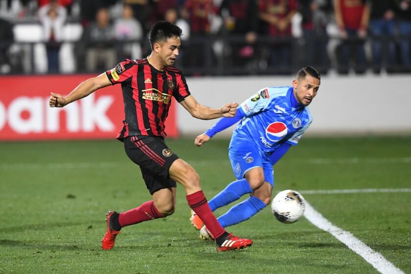 CONCACAF Motagua Atlanta United Soccer
