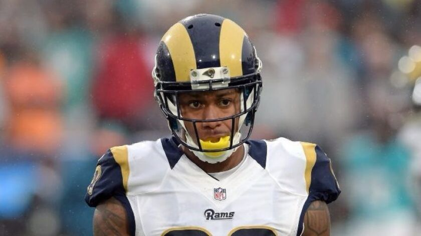Rams who must deliver against the Patriots