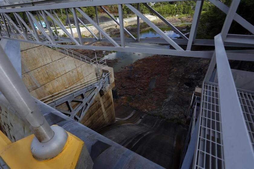 La Cámara de Representantes de Puerto Rico aprobará mañana, lunes, una medida para investigar el estado en que se encuentra la represa de Guajataca, al noroeste de la isla, que sufrió daños estructurales tras el embate del huracán María y mantiene niveles bajos de agua. EFE/ARCHIVO