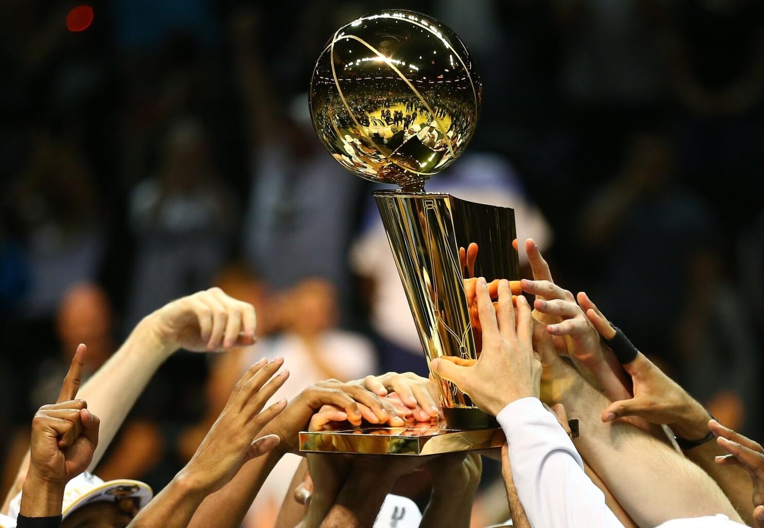 NBA Finals: Miami Heat vs. San Antonio Spurs, Game 5 - Los Angeles Times