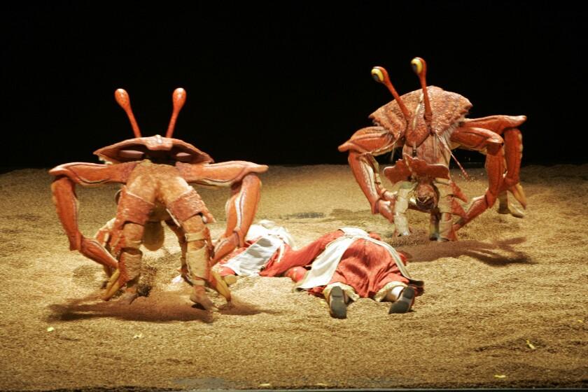 """Cirque du Soleil's """"Ka"""""""