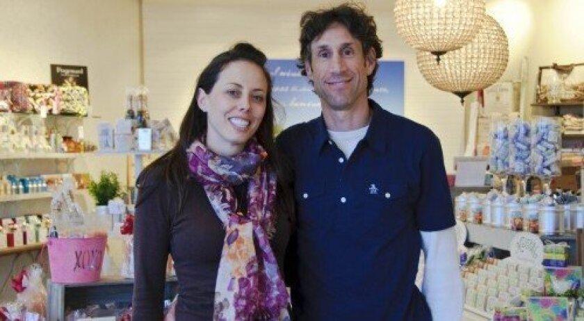 Mistral owners Kendra and Matthew Tilker