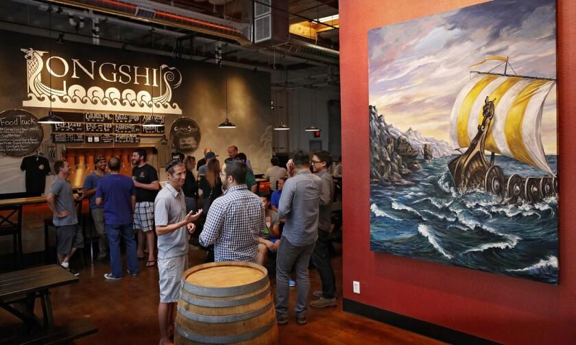 Longship Brewery