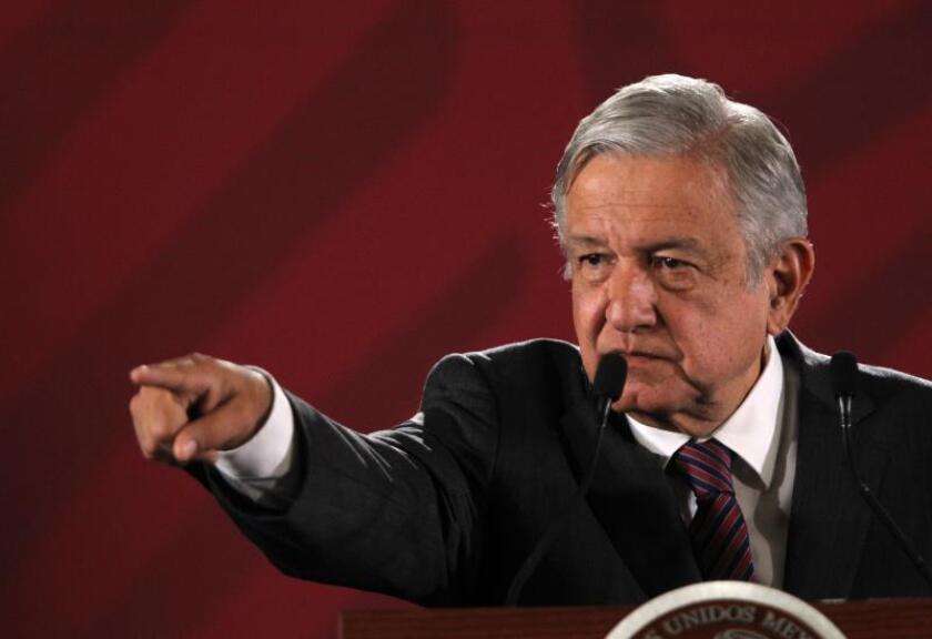 Presidente de México pide diálogo ante guerra comercial entre China y EE.UU.