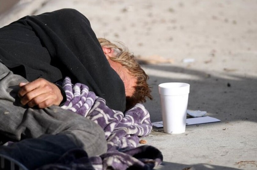 Costa Mesa homeless