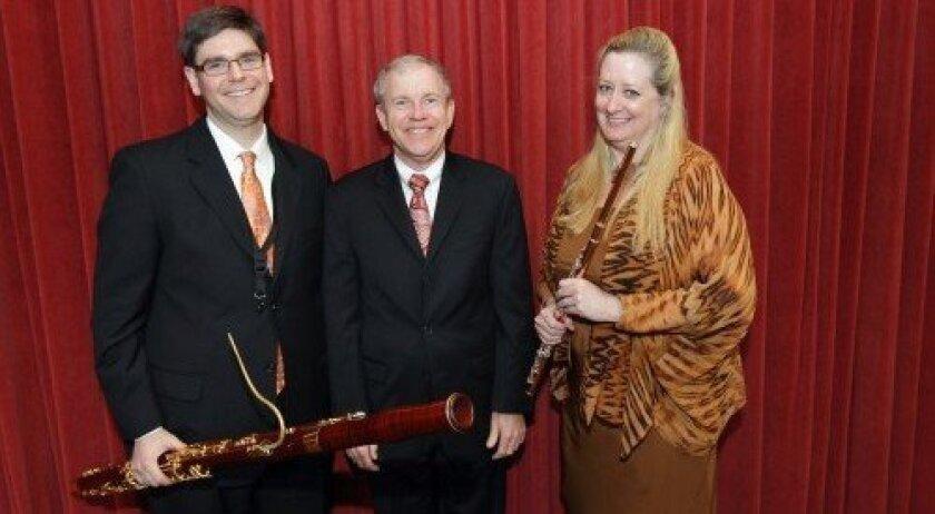 Featured musicians Peter Kolkay, Anton Nel, Tara O'Connor