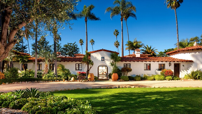 Casa Pacifica, a San Clemente estate once owned by Richard Nixon and used as a Western White House during his presidency, has been put up for sale at $75 million.