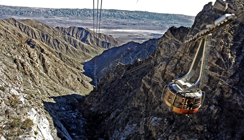Missing the Palm Springs Aerial Tramway? It's about to reopen