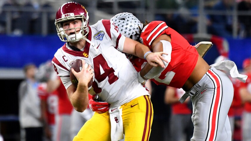 watch dfff5 cd2e7 Sam Darnold isn't the only Trojan with a big decision to ...