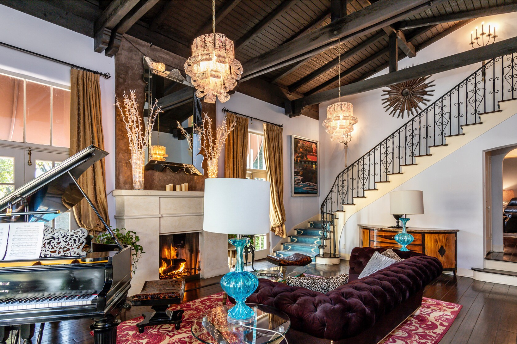 Patrick Dempseys Former Hollywood Hills Hideaway Lists For 285
