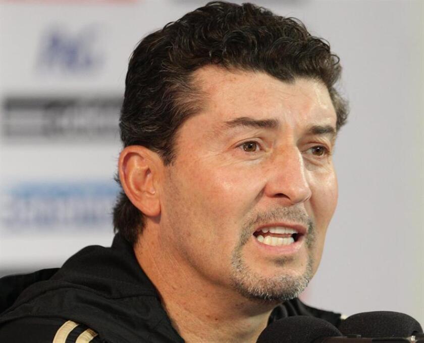 El entrenador del Santos Laguna, José Manuel de la Torre. EFE/Archivo