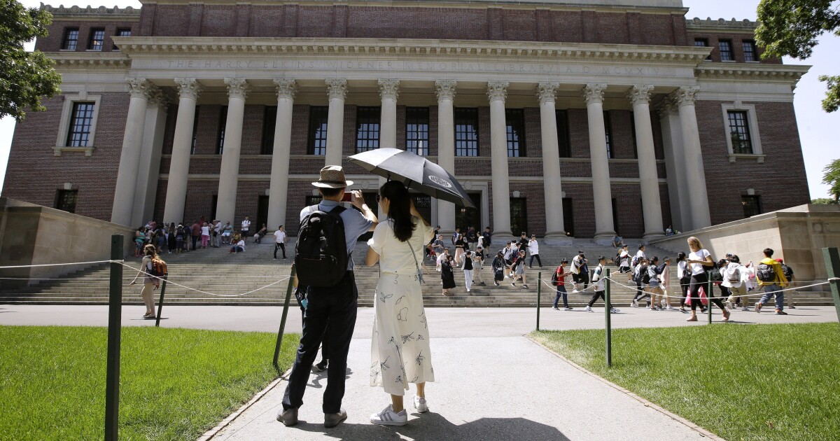 Letters to the Editor: If affirmative action disadvantages Asian Americans, why should they support it?