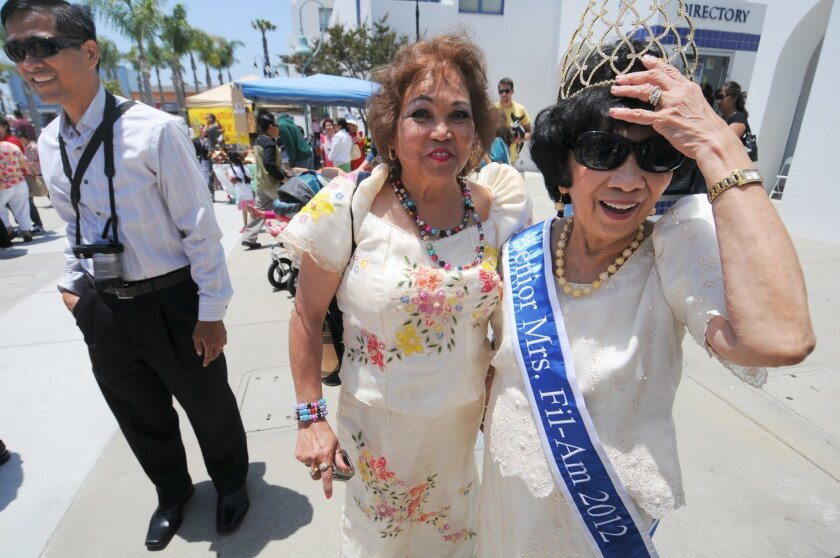 Filipino festival planned in Oceanside - The San Diego Union