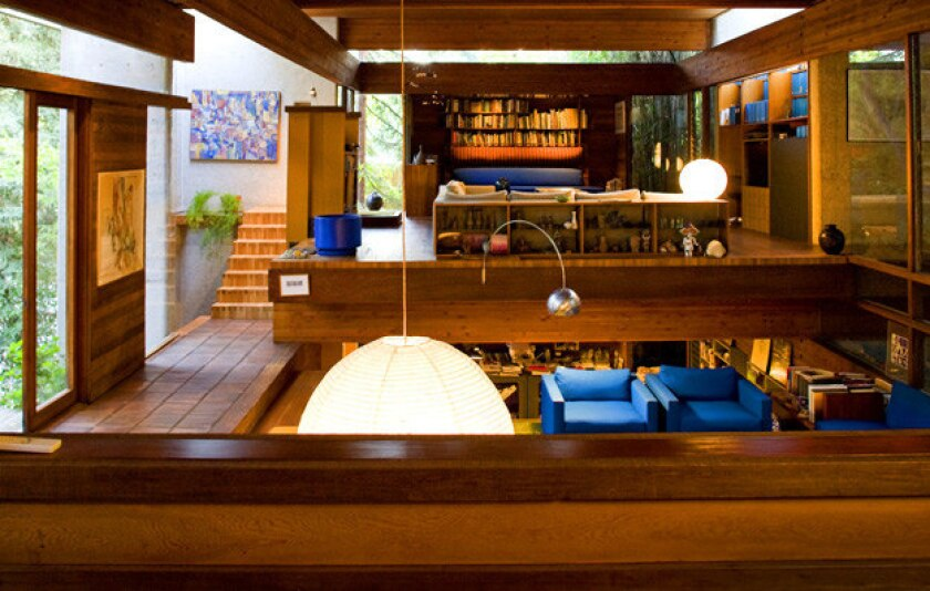 Ray Kappe house, a natural wonder in Pacific Palisades