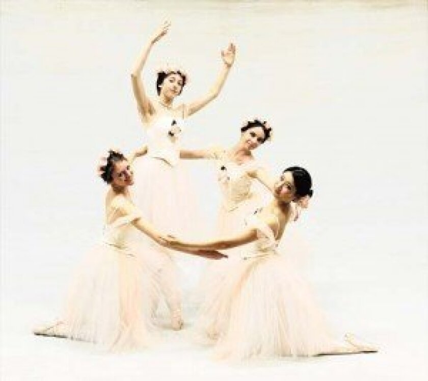 SoCal Ballet performs Saturday in Poway - Pomerado News