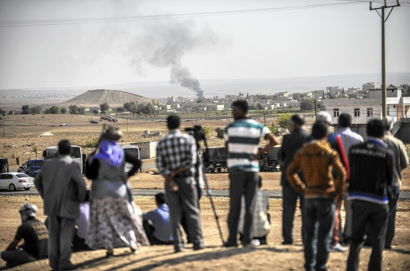 TURKEY-SYRIA-KURDS-REFUGEES