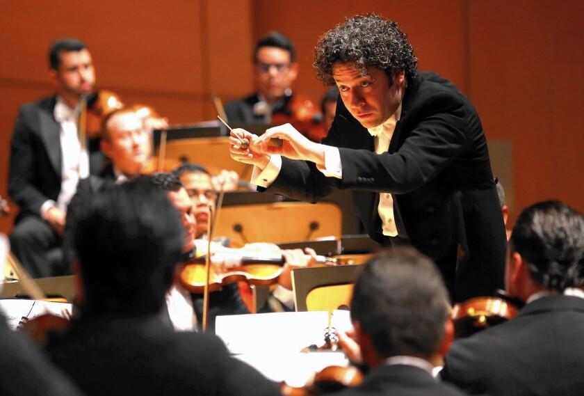Gustavo Dudamel and the Simón Bolívar Symphony Orchestra