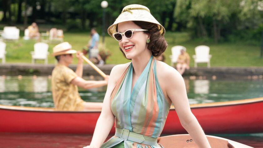 Marvelous Mrs. Maisel Rachel Brosnahan