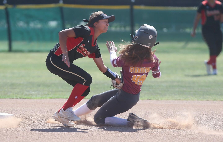 Photo Gallery: Ocean View vs. Segerstrom in softball