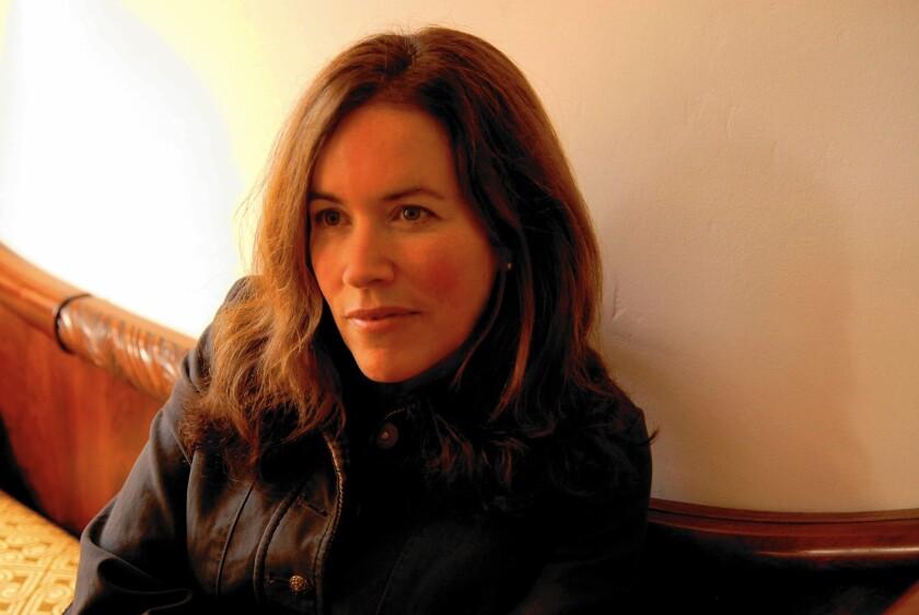 Author Elizabeth McKenzie