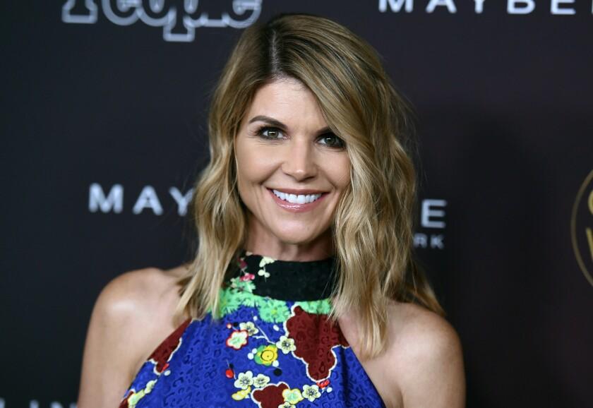 Lori Loughlin, shown in 2017.