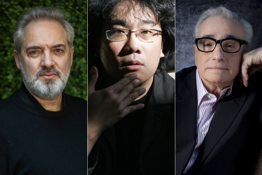 Oscar-nominated directors