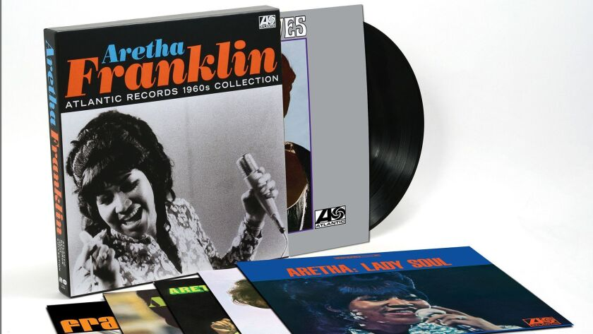 Queen of Soul Aretha Franklin joined Atlantic Records in 1967 and almost instantly expanded beyond h