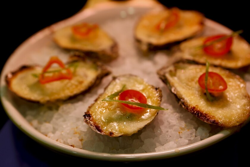 Recipe: Deviled oysters