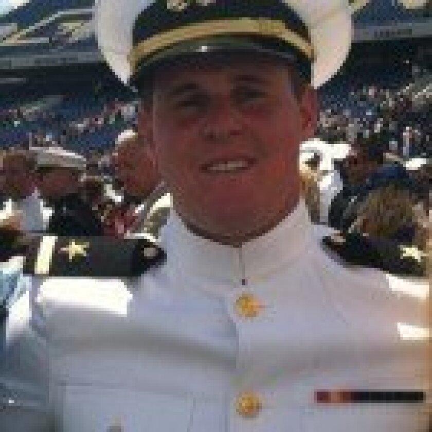 U.S. Ensign  Blake A. Busse