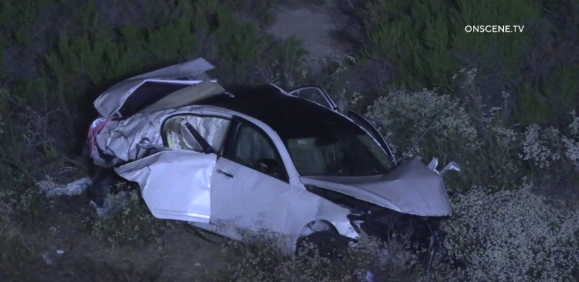 A girl was killed and two other children were injured when in a suspected DUI crash.