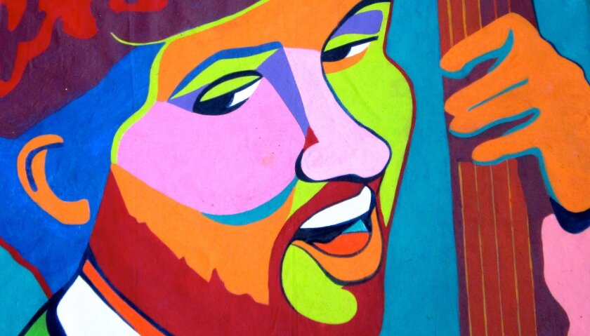 """""""Casey Nature Boy"""" and other works by Marcia Gawecki will be on display at the Esplanade Arts Center through July."""
