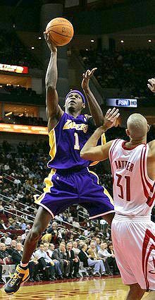 Smush Parker, Shane Battier