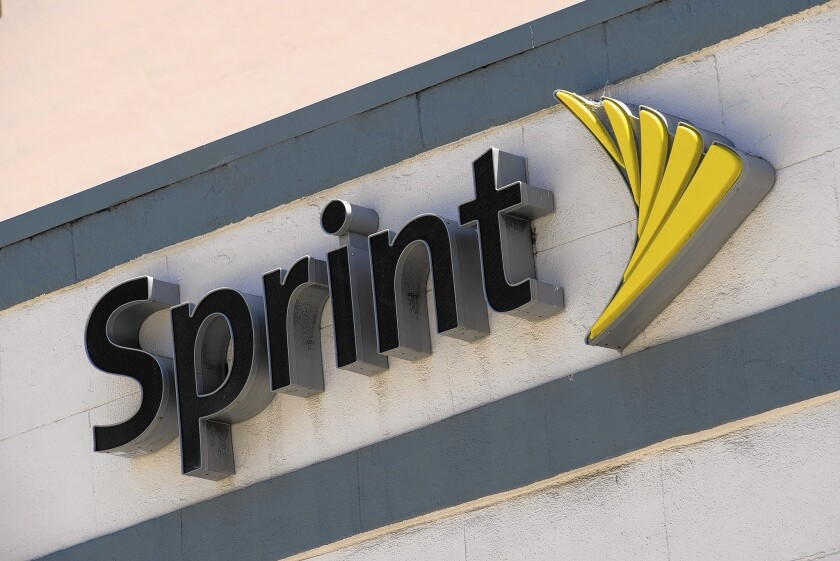 A woman is suing Sprint for invasion of privacy, infliction of emotional distress and identity theft.