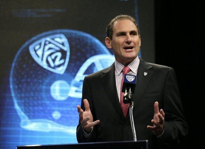 Pac-12 Commissioner Larry Scott and university administrators are taking a cautious approach to restarting voluntary workouts for college athletes.