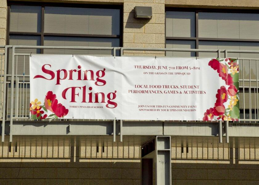TPHS Spring Fling
