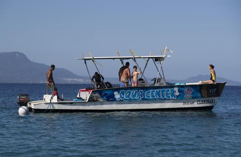 La República Dominicana tiene en el turismo su principal fuente de ingresos, y, según las cifras oficiales, en 2018 recibió 6,5 millones de turistas y 1 millón de cruceristas. EFE/Archivo