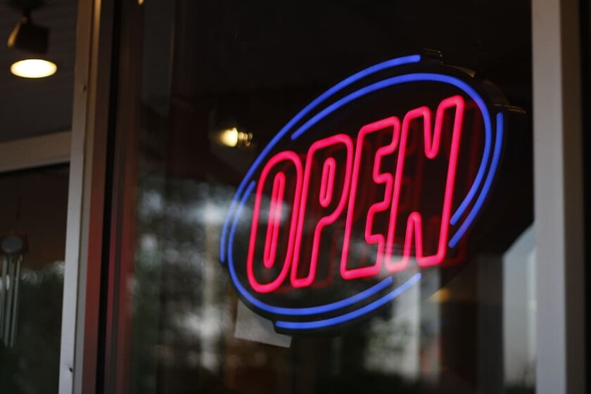 Businesses in San Diego are looking to reopen in coming weeks.