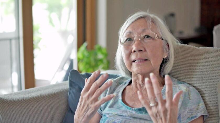 Burbank native Brett Kodama was one of the finalists in this year's March on Washington Film Festival. Kodama submitted a documentary on his grandmother Sharon (pictured above) and her experience in Manzanar War Relocation Center.